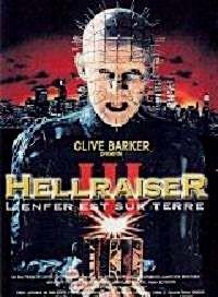 HELLRAISER 3 - HELL ON EARTH | HELLRAISER 3 - HELL ON EARTH | 1992