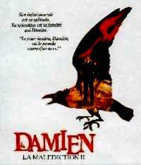 MALEDICTION 2: DAMIEN-LA | THE OMEN 2 | 1978