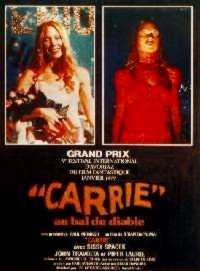 CARRIE AU BAL DU DIABLE   CARRIE   1976