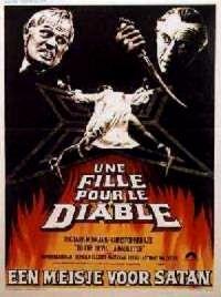 UNE FILLE POUR LE DIABLE | TO THE DEVIL A DAUGHTER | 1976
