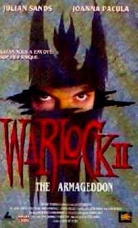 WARLOCK 2: THE ARMAGEDDON | WARLOCK 2:THE ARMAGEDDON | 1993