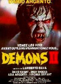 DEMONS 2   DEMONI 2- L INCUBO RITORNA   1986