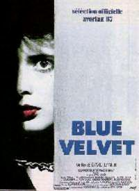 BLUE VELVET | BLUE VELVET | 1986