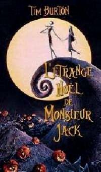 ETRANGE NOEL DE MONSIEUR JACK - L   NIGHTMARE BEFORE CHRISTMAS   1993