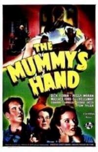 MAIN DE LA MOMIE - LA | THE MUMMY'S HAND | 1940