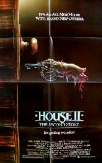 HOUSE 2 | HOUSE 2 : THE SECOND STORY | 1987