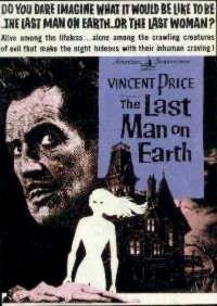 JE SUIS UNE LEGENDE   THE LAST MAN ON EARTH   1964