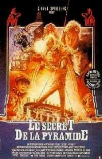 SECRET DE LA PYRAMIDE - LE   PYRAMID OF FEAR / YOUNG SHERLOCK HOLMES   1985