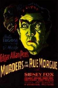 DOUBLE ASSASSINAT DANS LA RUE MORGUE (1932) | MURDERS IN THE RUE MORGUE | 1932