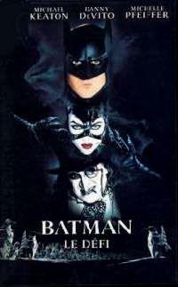 BATMAN LE DEFI   BATMAN RETURNS   1992