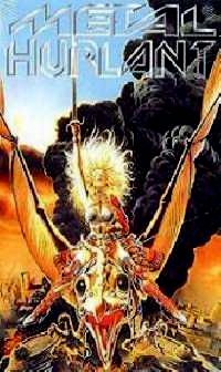 METAL HURLANT | HEAVY METAL | 1981