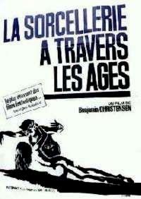 HAXAN,LA SORCELLERIE A TRAVERS LES AGES   HAXAN   1921