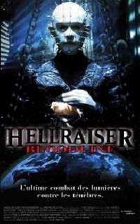 HELLRAISER 4 - BLOODLINE | HELLRAISER : BLOODLINE / HELLRAISER IV / HELLRAISER : BLOODLINE STORY | 1996