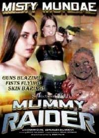MUMMY RAIDER - EURO-VIXEN | EROTIC RAIDER - EURO-VIXEN | 2002