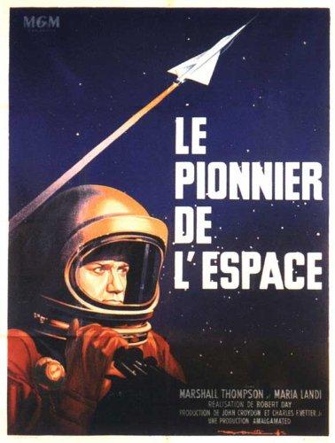 PIONNIER DE L'ESPACE - LE | FIRST MAN INTO SPACE | 1959