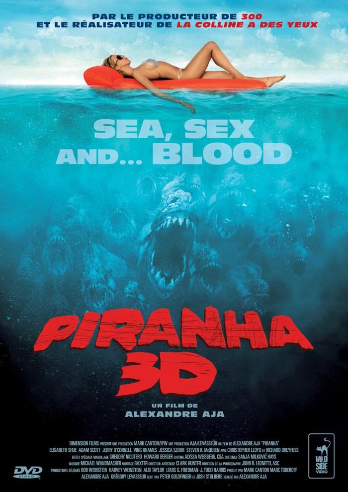 PIRANHA 3D | PIRANHA 3D | 2010