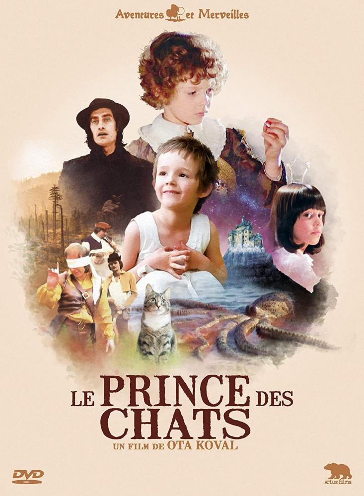 Prince des chats - le   Kocicí princ   1979