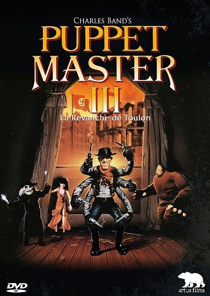 PUPPET MASTER 3 | PUPPET MASTER 3 | 1991
