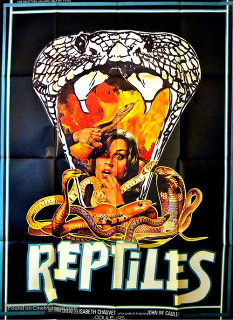 Reptiles : les serpents attaquent | Rattlers | 1976