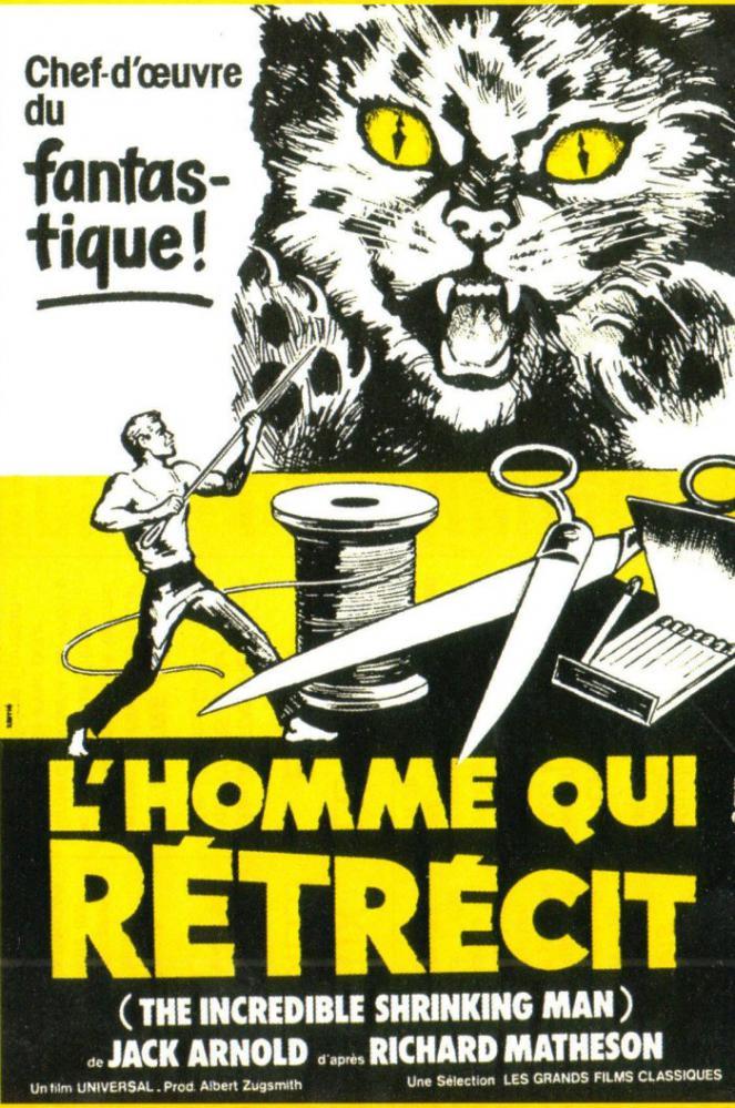 HOMME QUI RéTRéCIT - L | THE INCREDIBLE SHRINKING MAN | 1957