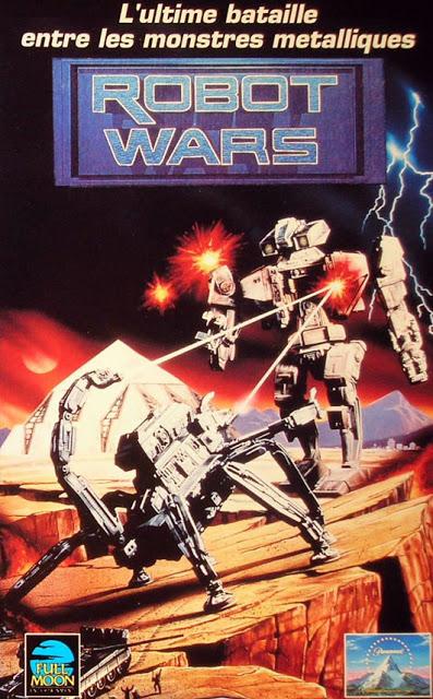 ROBOT WARS | ROBOT WARS | 1993