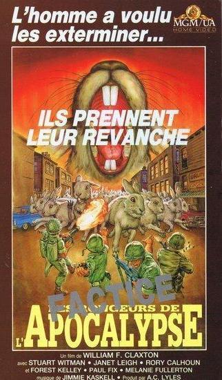 RONGEURS DE L'APOCALYPSE - LES | NIGHT OF THE LEPUS | 1972