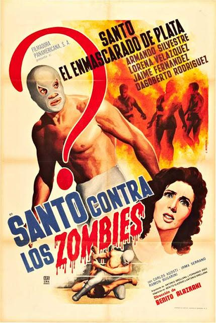 SANTO CONTRE LES ZOMBIES | SANTO CONTRA LOS ZOMBIES | 1962