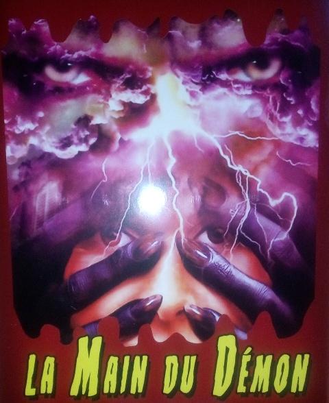 MAIN DU DEMON - LA | SATAN'S SCHOOL FOR GIRLS | 1973