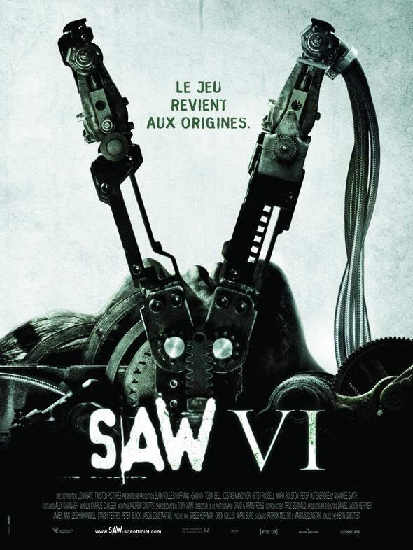 SAW 6 | SAW VI | 2009