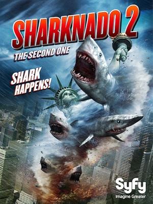 SHARKNADO 2 | SHARKNADO 2 - THE SECOND ONE | 2014