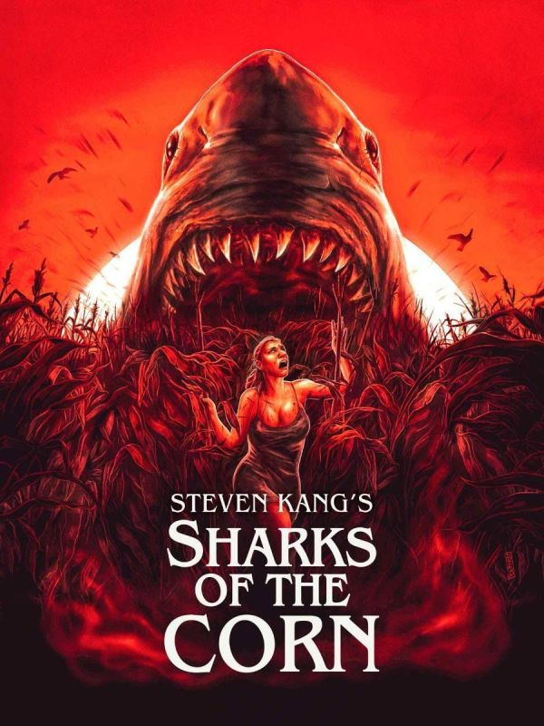 Sharks of the corn   Sharks of the corn   2021