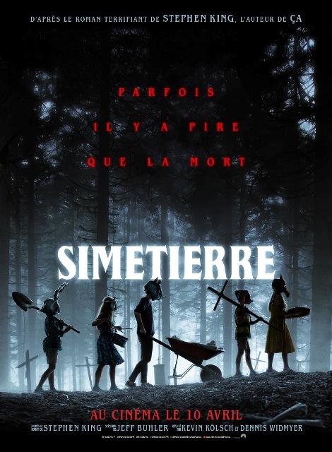 SIMETIERRE (2019) | PET SEMATARY (2019) | 2019