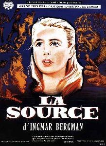 SOURCE - LA   JUNGFRUKäLLAN   1960