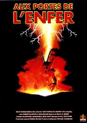 AUX PORTES DE L'ENFER   THE UNGODLY   1989