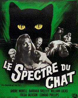SPECTRE DU CHAT - LE | THE SHADOW OF THE CAT | 1961