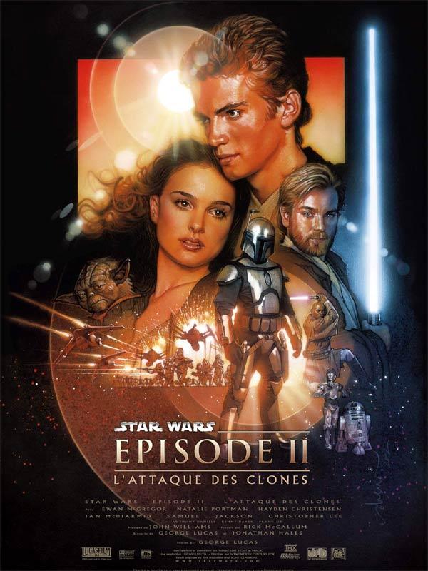 STAR WARS, éPISODE II : L'ATTAQUE DES CLONES | STAR WARS II : ATTACK OF THE CLONES | 2002
