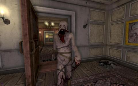 AMNESIA : THE DARK DESCENT | AMNESIA : THE DARK DESCENT | 2010