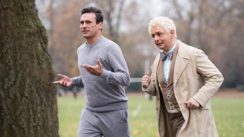 GOOD OMENS SAISON 1 | GOOD OMENS SEASON 1 | 2020