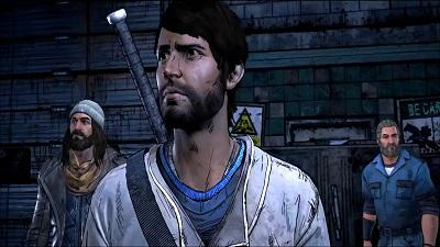 WALKING DEAD, THE : A NEW FRONTIER | THE WALKING DEAD: A NEW FRONTIER | 2016