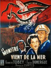 MONSTRE VIENT DE LA MER - LE | IT CAME FROM BENEATH THE SEA | 1955