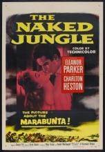 QUAND LA MARABUNTA GRONDE | THE NAKED JUNGLE | 1954