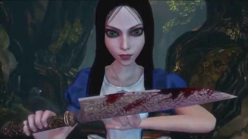Embedded thumbnail for ALICE : RETOUR AU PAYS DE LA FOLIE | ALICE : MADNESS RETURNS | 2011