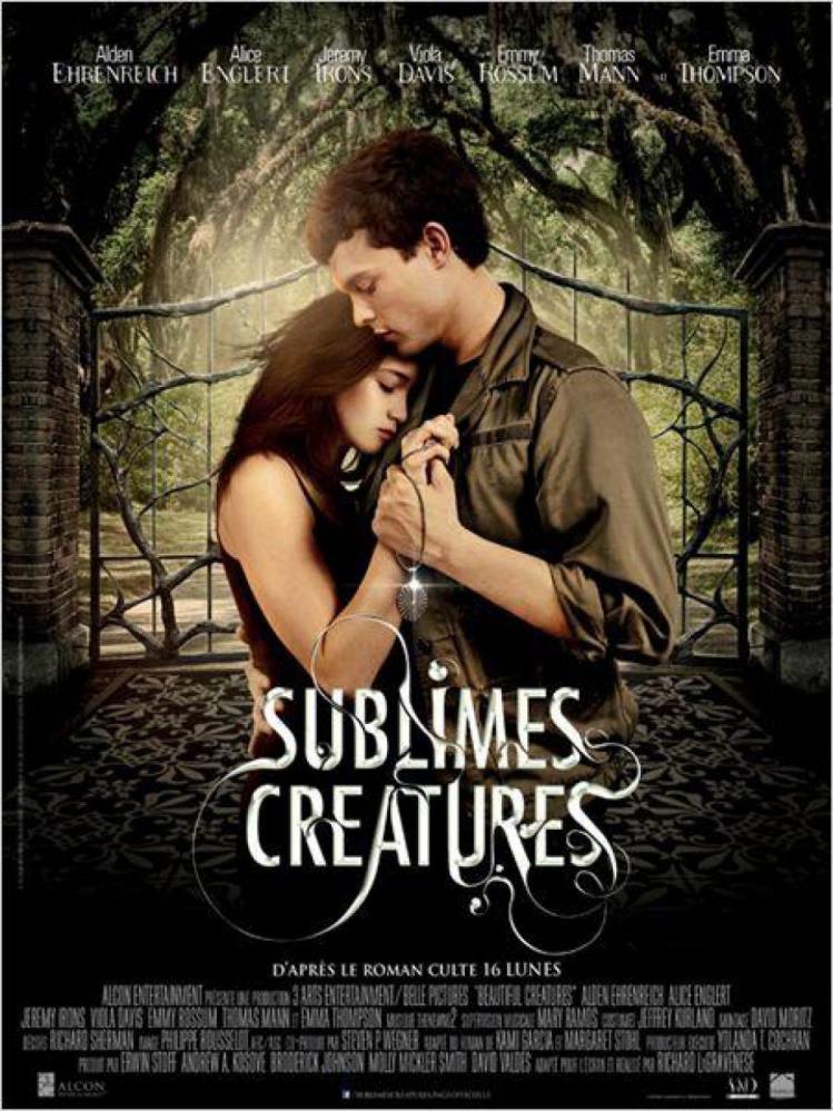 SUBLIMES CRéATURES | BEAUTIFUL CREATURES | 2013