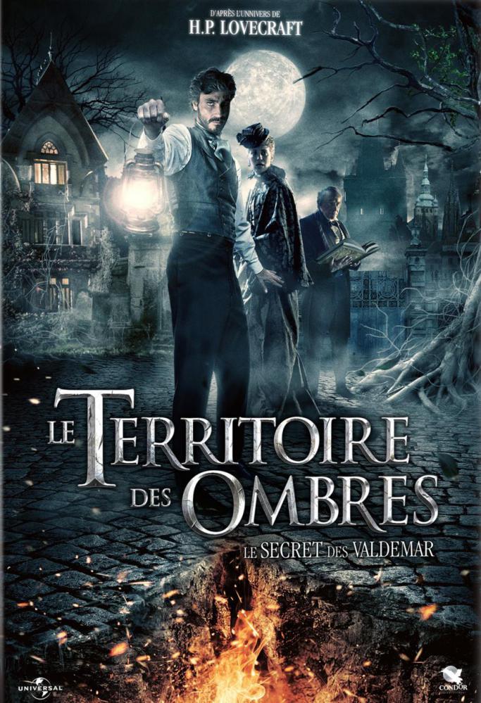TERRITOIRE DES OMBRES PARTIE 1 - LE   LA HERENCIA VALDEMAR   2010