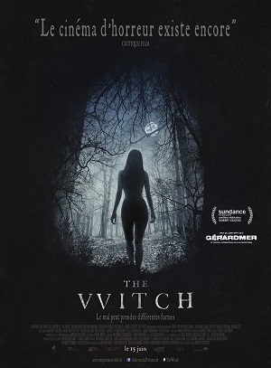 WITCH - THE   THE WITCH - A NEW ENGLAND FOLKTALE   2016