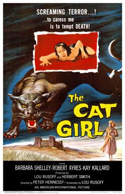 CAT GIRL | CAT GIRL | 1957