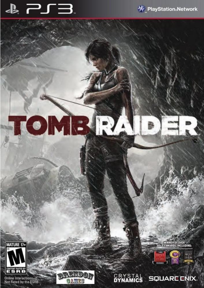 TOMB RAIDER 2013 | TOMB RAIDER | 2013