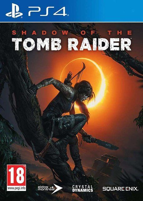 SHADOW OF THE TOMB RAIDER | SHADOW OF THE TOMB RAIDER | 2018