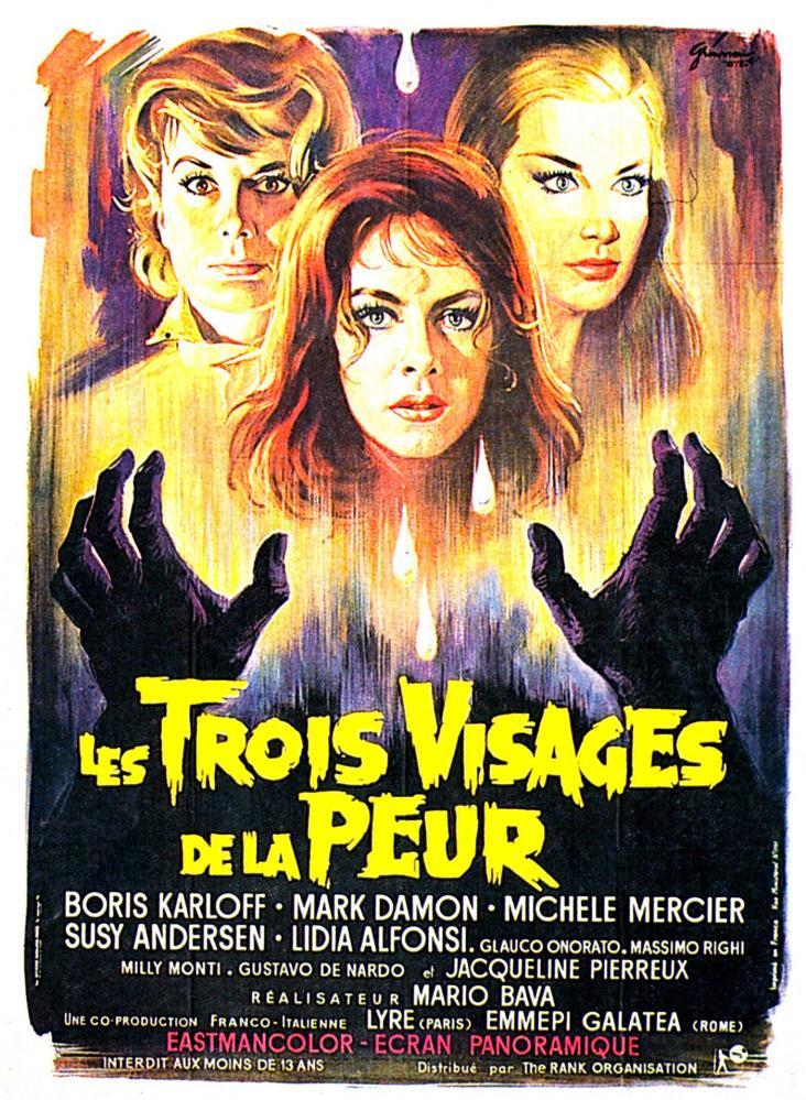TROIS VISAGES DE LA PEUR - LES | TRE VOLTI DELLA PAURA - I | 1963