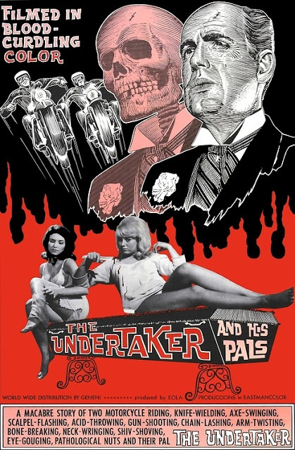 UNDERTAKER AND HIS PALS - THE   UNDERTAKER AND HIS PALS - THE   1966